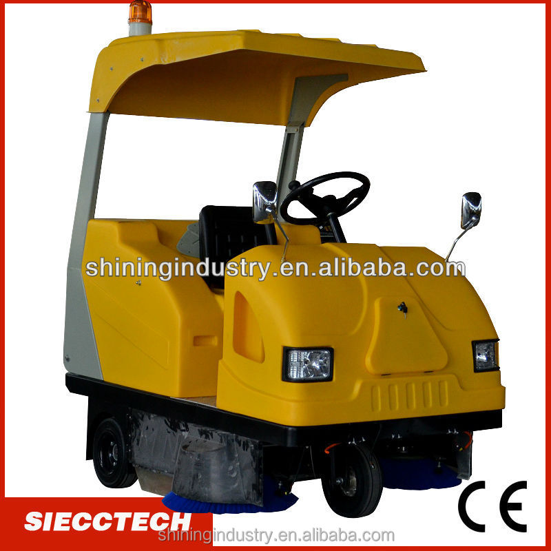 Runway sweeper/road sweeping equipment/industrial cleaning machine - SIECC