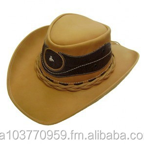 de4b05fac #1485 Leather Cowboy Hat With Embossed Leather Crocodile Skin Pattern  Appliques - Buy Leather Cowboy Hat Product on Alibaba.com