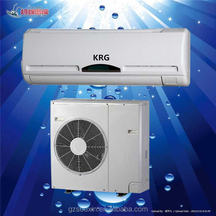 European standard split system air conditioning airconditions split unit ac package units