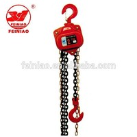 Different Capacity 0.5-20Tons Hand Chain Hoist