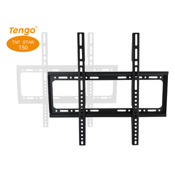 "T50 26""-55"" Black Universal TV Wall Mount Bracket High Quality"