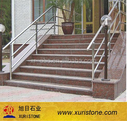 Carmen Red Grabite Outdoor Spiral Staircase PriceOutdoor Stair