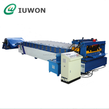 IUWON Building Material Machinery Steel Roof Tile Roll Forming Machine