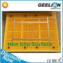 steel grating cover walkway cover drain cover/metal drain covers/decorative drain covers