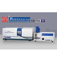 CE FDA ISO Intelligent Particle Size Analyzer for Dry and Wet Samples