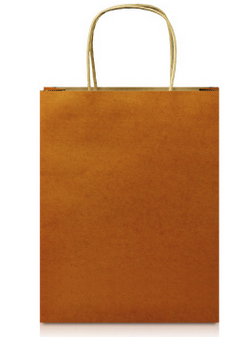 Leather Paper Handbags Hand Gift Bag Items For Clothing White Kraft Bags