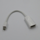 High speed gold plated thunderbolt mini DisplayPort male to HDMI female Cable Adapter for HDTV