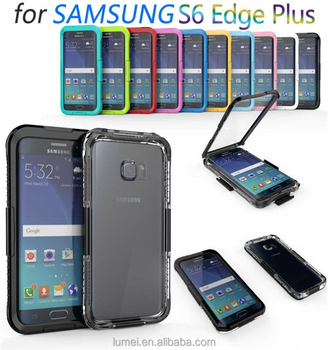 wholesale dealer 1a0ec 65f3c Shockproof And Waterproof Phone Cases Cover For Samsung Galaxy S6 Edge  Plus,Waterproof Case For Galaxy J2 J5 - Buy Shockproof Case For Samsung S6  Edge ...