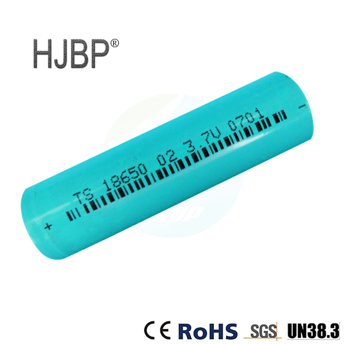 hot sales ICR18650 <strong>Flat</strong> 3.7v 2200MAH chargeable lithium battery