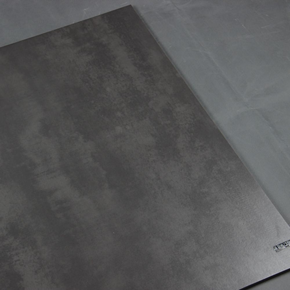 Gray Cement Tile : Outdoor indoor dark grey rustic cement tile for