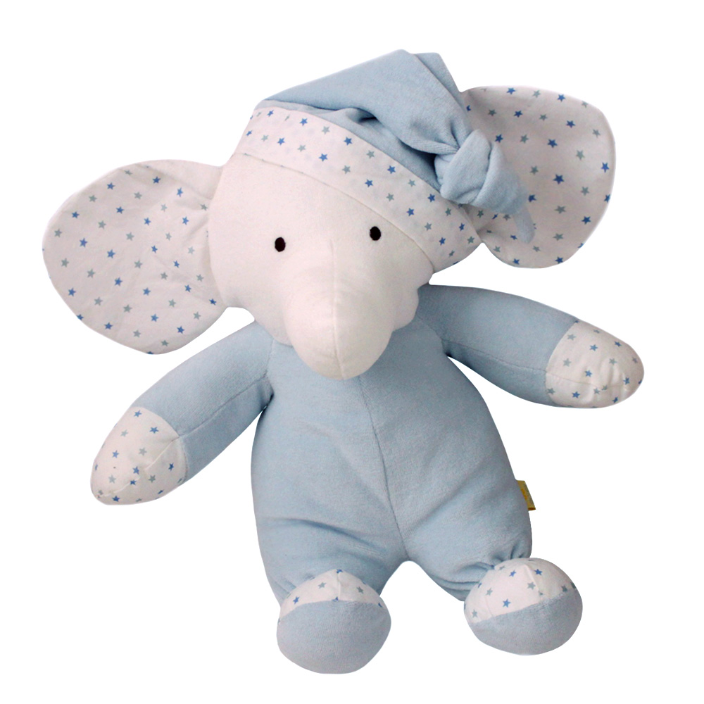 Towels Baby Care Shop For Cheap Baby Pacifier Appease Soothe Towel Cute Cartoon Elephant Soft Plush Nursing Stuffed Doll Infant Teether Sleeping Partner Towel 100% Guarantee