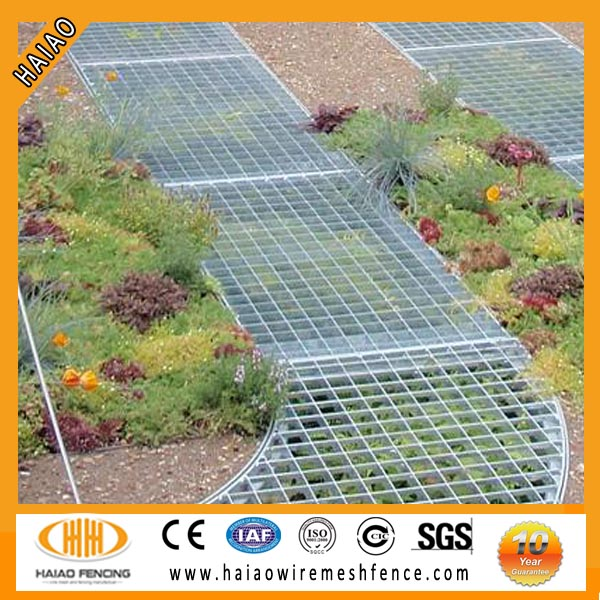 High Quality Steel Grating Stairs Platform Floor