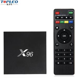 Topleo Electronic smart OTA Update X96 S905X 1G/2G 8G Quad core