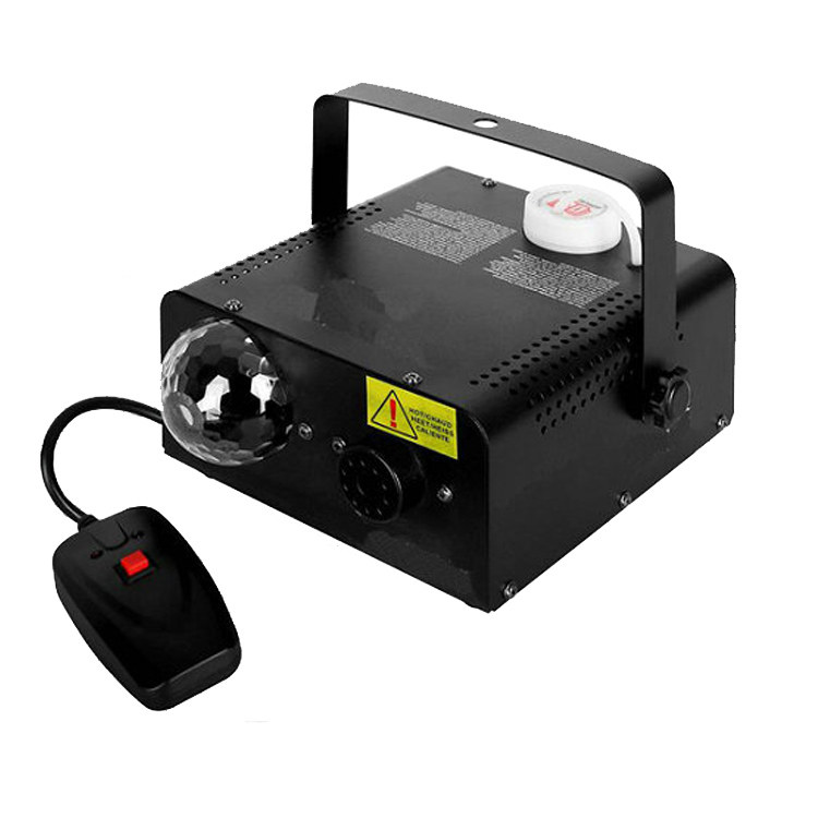 400W Fog Machine Smoke With LED Magic Ball