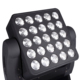 25pcs 10W LED Washing Light Guangzhou High Quality Factory Price 5*5 RGBW Matrix LED Washing Moving Head Light Disco Lighting