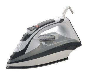 Factory price electric steam iron with anti-calc/anti-drip