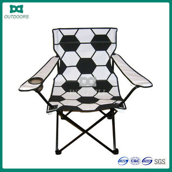 Football Outdoor Chair Heated Camping Chair Folding Chair