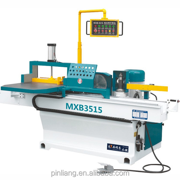 Hydralic Automatic Comb Tenoning Machine (with Wire Saw) / Finger ...