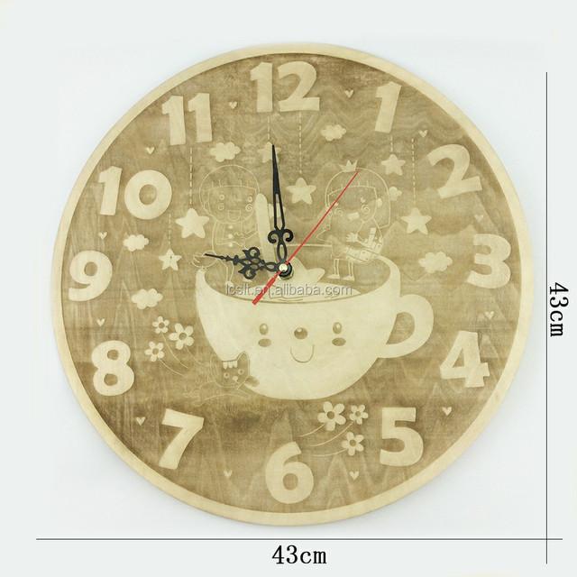 China Decorative Wooden Metal Wall Clocks Wholesale 🇨🇳 - Alibaba