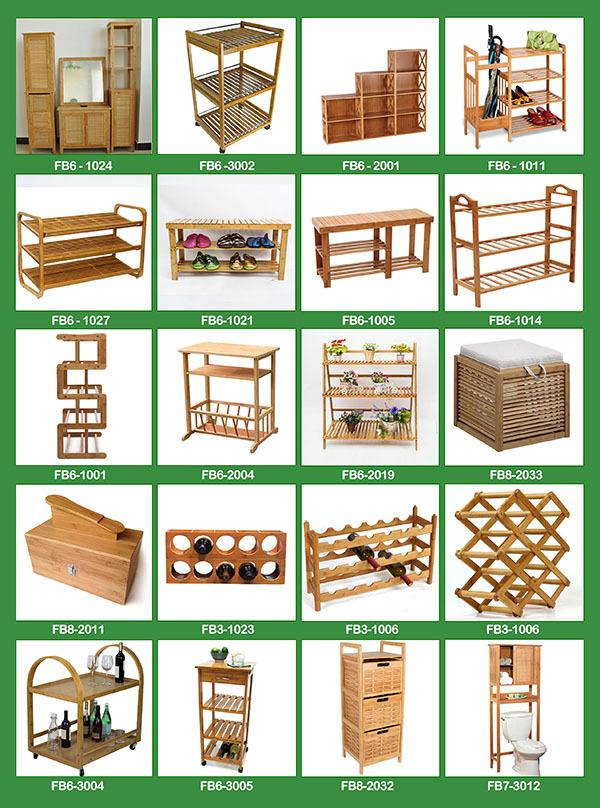 modern kitchen design bamboo plate storage folding dish racks - Bamboo Kitchen Design