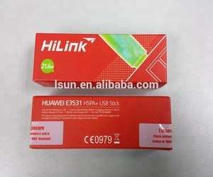 Huawei E3531 3G hsdpa 21.6M usb modem&dongle unlock sim card with original logo