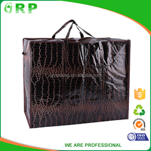 Most popular durability outdoor use zipper laminateed bag for promotion