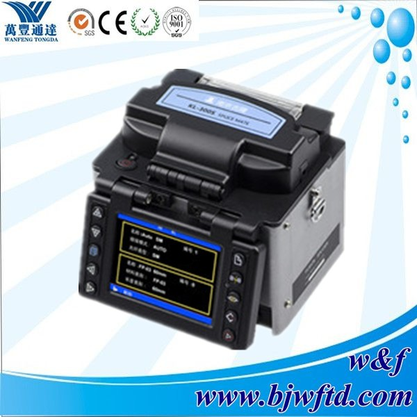 Chinese W&F Handheld Fusion Splicer KL-300s fusion splicer