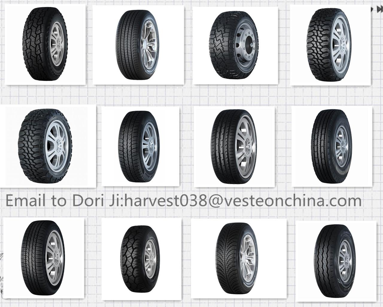 185/70r13 pneus de voiture pièces d'auto 18570r13 taille r13 double king marque usine pneu dk318
