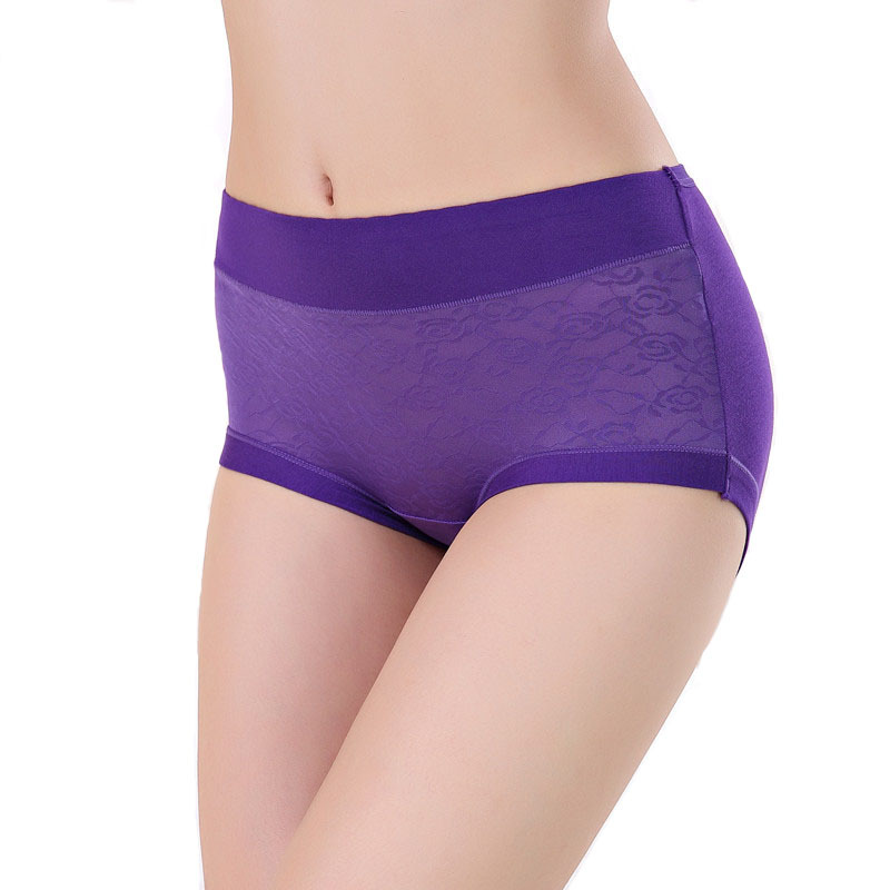 0deeab93817 Get Quotations · 2015 new brand fashion sexy underwear women waist briefs  modal seamless Thongs sexy panties ropa interior