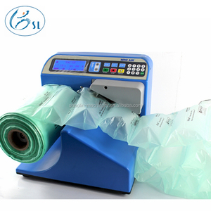 High speed air fill pillow making machine air cushion machine with best price