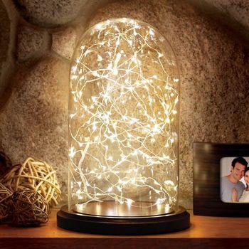 led D'usine Clocheled D'exposition De En Led Ventes Guirlande Lumineuse Lampe Buy Verre Directes Lumière Dôme v80wNOmn
