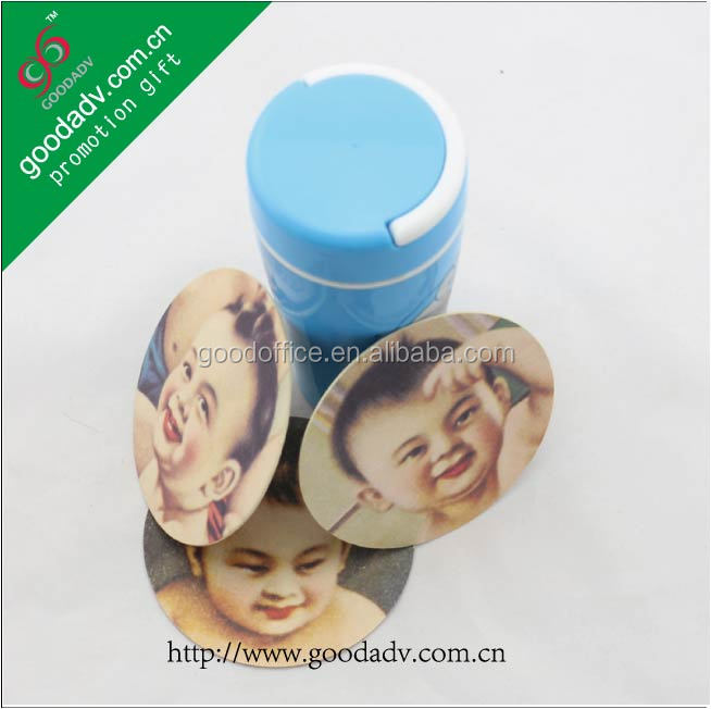 Best-selling household products Hotel supplies absorbent paper coaster material