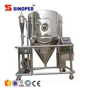 High Efficiency Ce & Iso Certified Spray Dryer With Centrifugal Atomizer Price