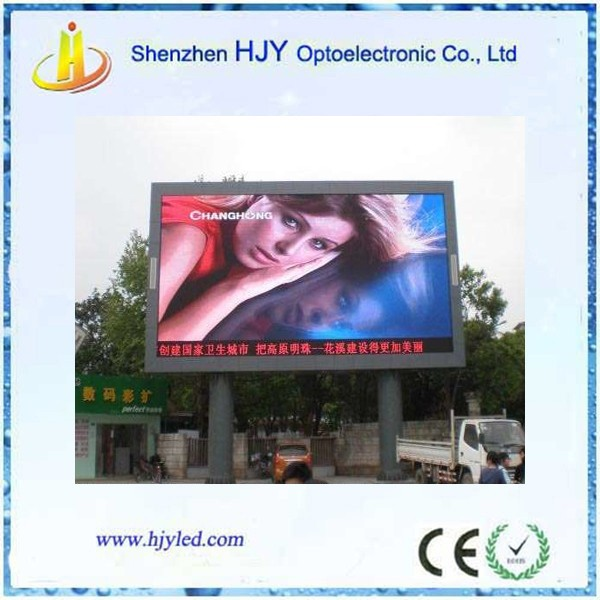 P16 full color outdoor led advertising display for whom want to buy stuff from china