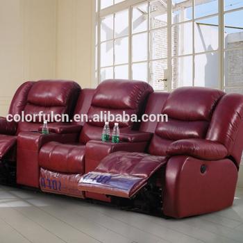 Vip Home Recliner Sofa