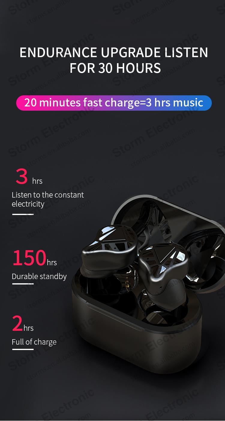 2019 true wireless 5.0 earbuds pro  inpods TWS i12 i9s airdots headset earphones & headphone