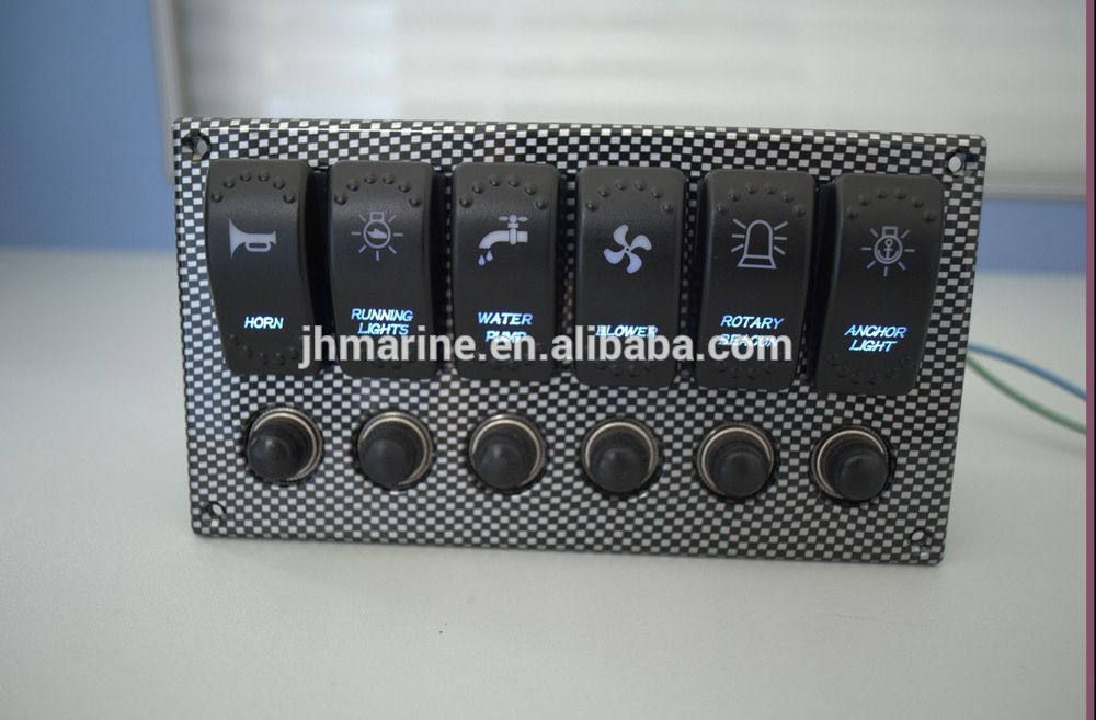 HTB1J125GFXXXXX_XFXXq6xXFXXXq new 4 gang illuminating led 12v rocker switch panel with circuit 4 Gang Switch Box at gsmx.co