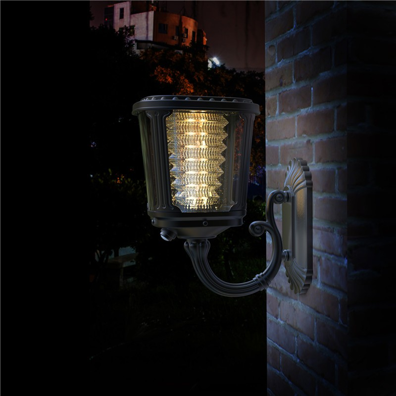 Good Price Beautiful Design Up And Down Solar Wall Lights Outdoor - Buy Solar Wall Light,Solar ...