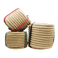 Natural synthetic braided hemp jute Rope for sale