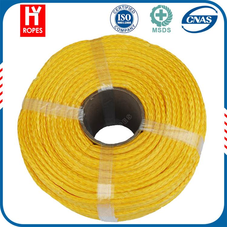 HYropes RR0301 gold Color kiteboard kite rope large kite rope