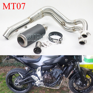 Mt07 Exhaust Wholesale, Exhaust Suppliers - Alibaba