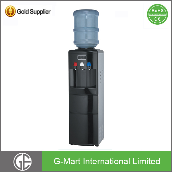 Bottled Water Ice Maker, Ice Maker with Water Cooler