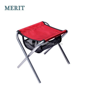 Durable Aluminum Folding Beach/Camping Chairs With Bag