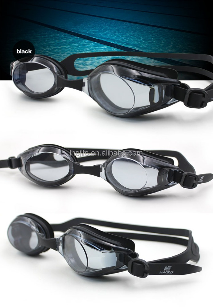 2016 new style hot sale no leaking hologram swim goggles