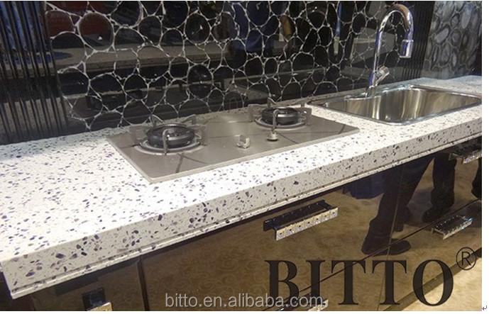kitchen table topkitchen cabinetcountertop made of quartz stone