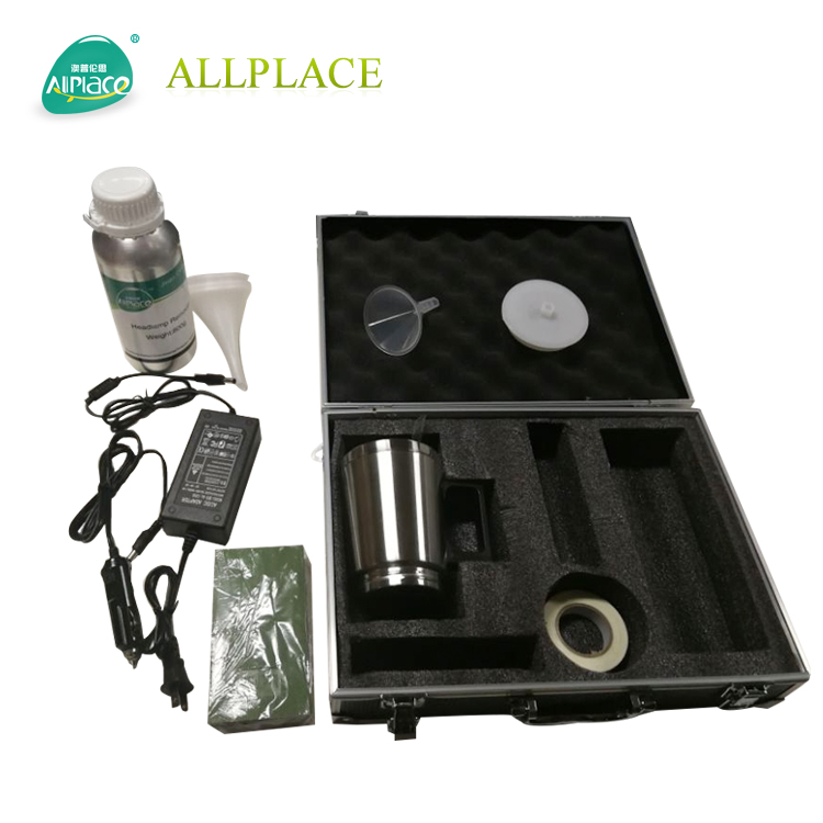 Allplace Headlight Steam Auto Headlight Repair Liquid Head Lamp Renew Tools