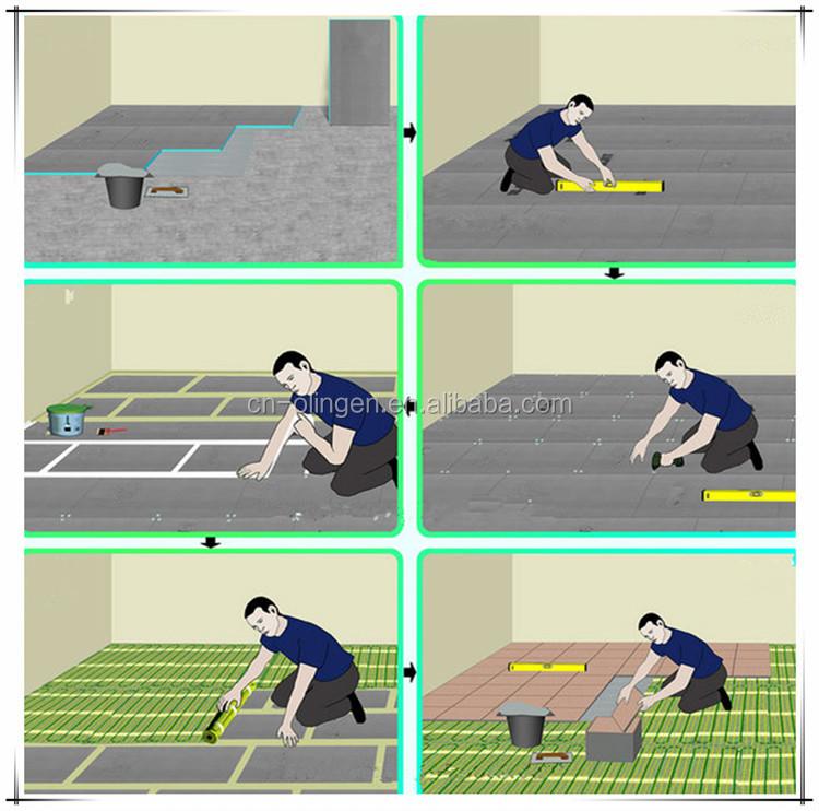 Xps Foam Waterproof Insulation Tile Backer Board Insulation Sheet Cement Composite Panel Buy