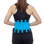 2019 New Arrival Elastic Fabric Lose Weight GYM Waist Trimmer Trainer Lumber Support Belt For Sport