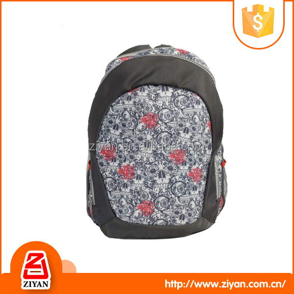 Bohemian style china supplier alibaba express school kindergarden backpack