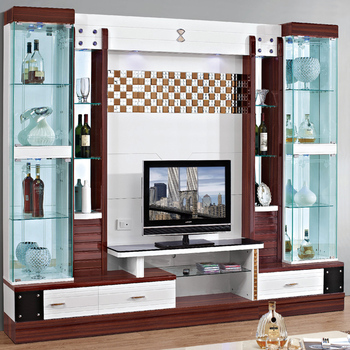 Best Selling Cheap 32 Inch Tv Wall Unit Design Smallest And Lightest Led Tv  Cabinets